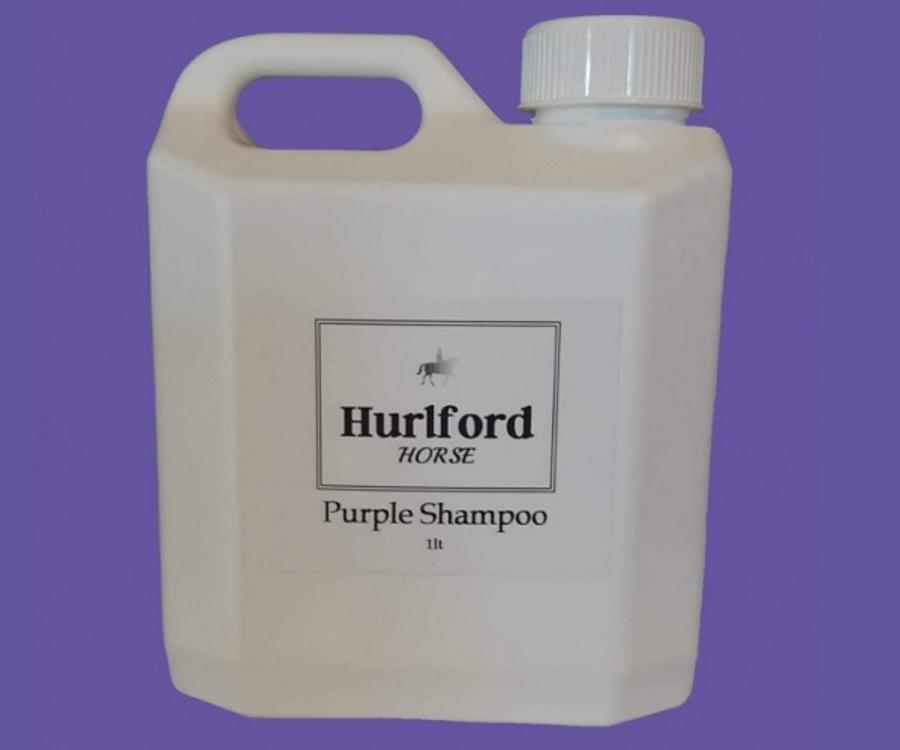 Hurlford Purple Shampoo image 0