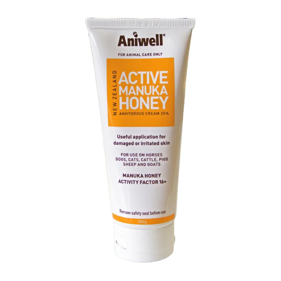 Active Manuka Honey Ointment image 0