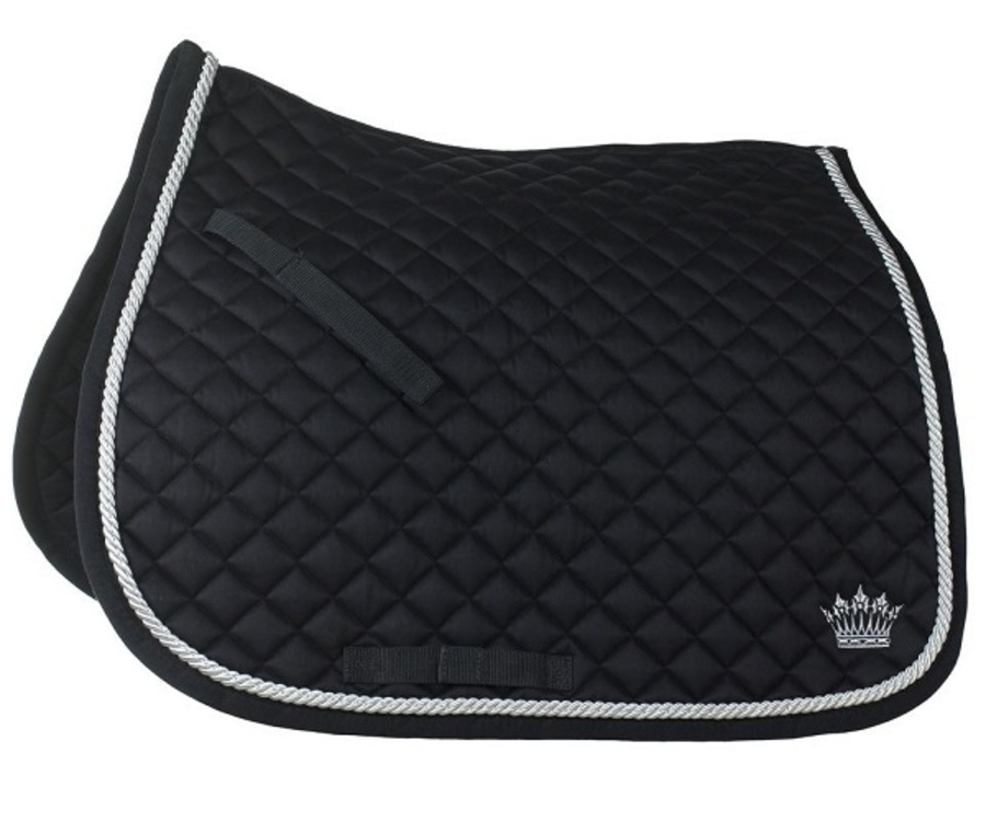 Horze Silver-Cord All Purpose Saddle Pad image 2
