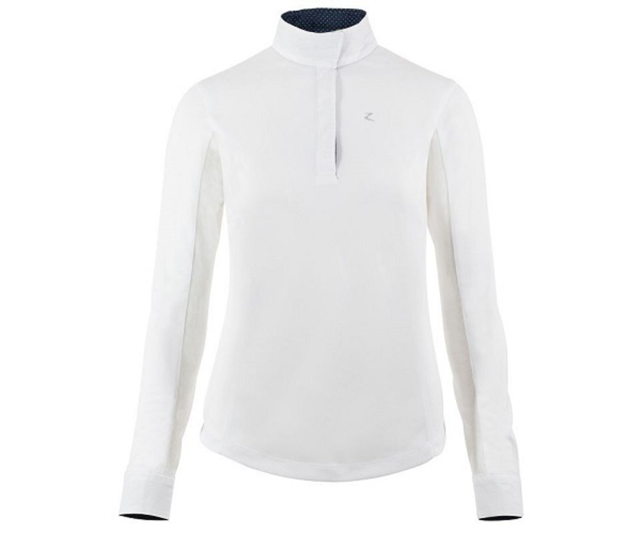 Horze Blaire Ladies' Long Sleeved Show Shirt image 0