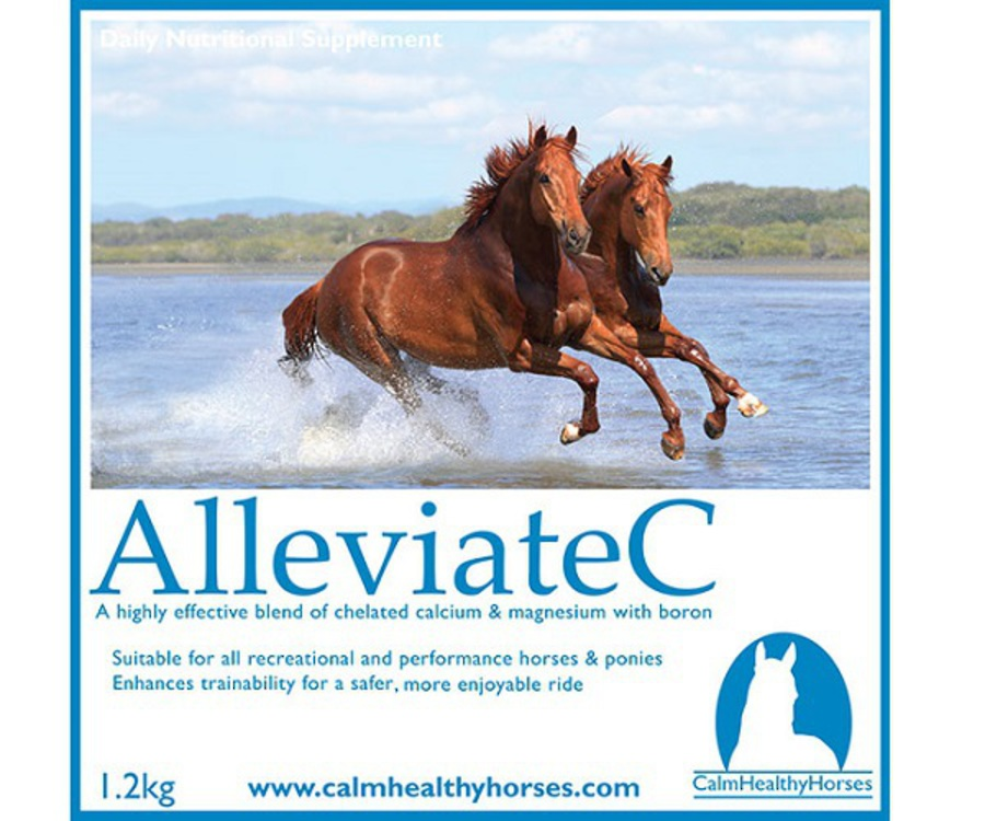 Calm Healthy Horses - Alleviate C image 0