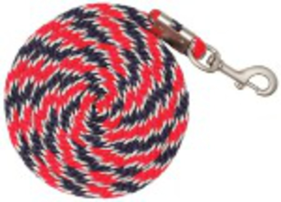 Zilco Braided Nylon 3 Tone Lead image 0