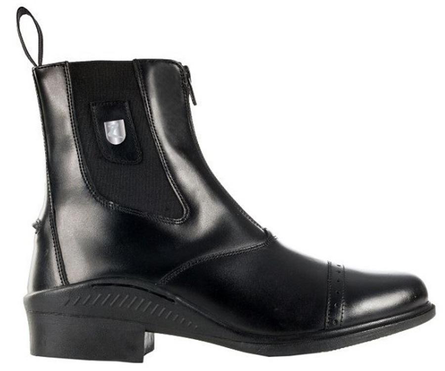 Horze Sydney Leather Jodhpur Boots image 0