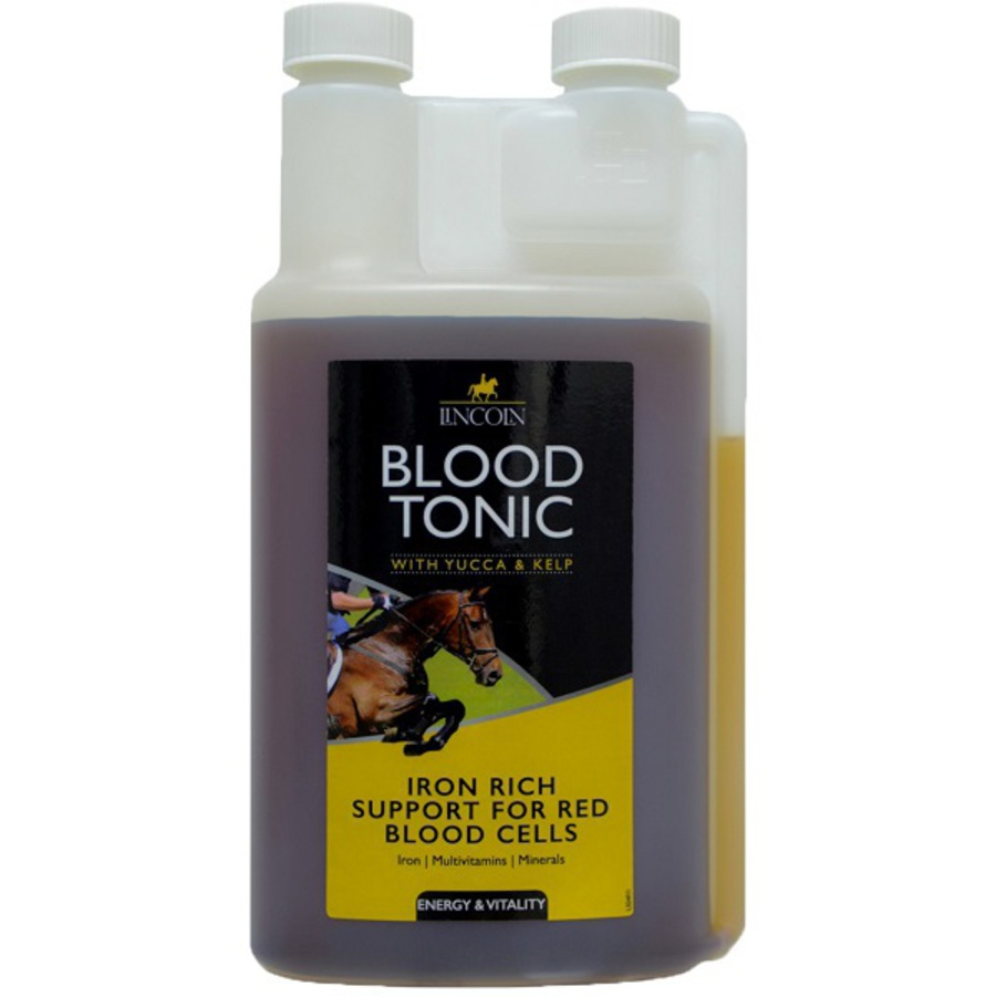 Lincoln Blood Tonic image 0