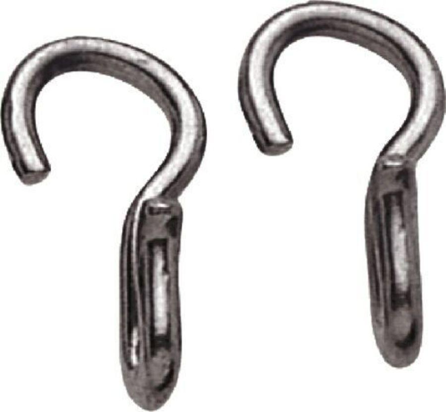 Korsteel SS Curb Hooks image 0