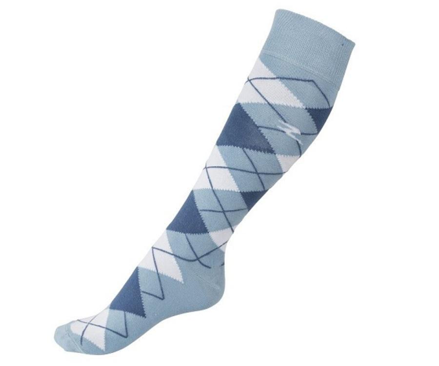 Horze Alana Checked Summer Socks image 0