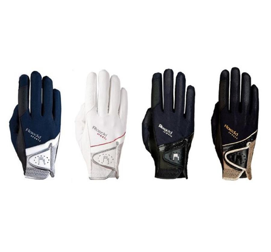 Roeckl Madrid Gloves image 0