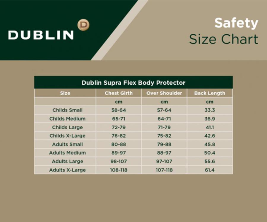 Dublin Supra Flex Body Protector image 1