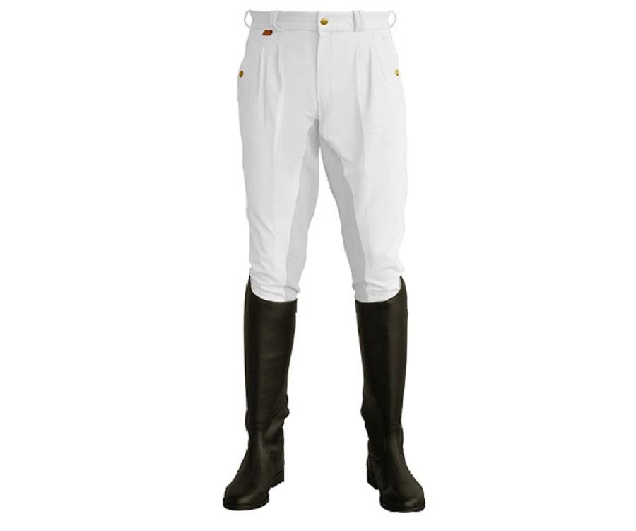 Cavallino Mens Pleated Breeches image 1