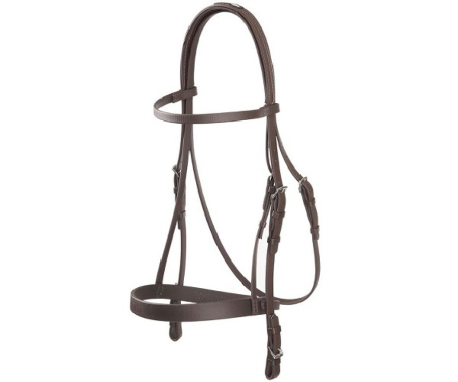 Zilco Epsom Bridle and Cavesson image 1