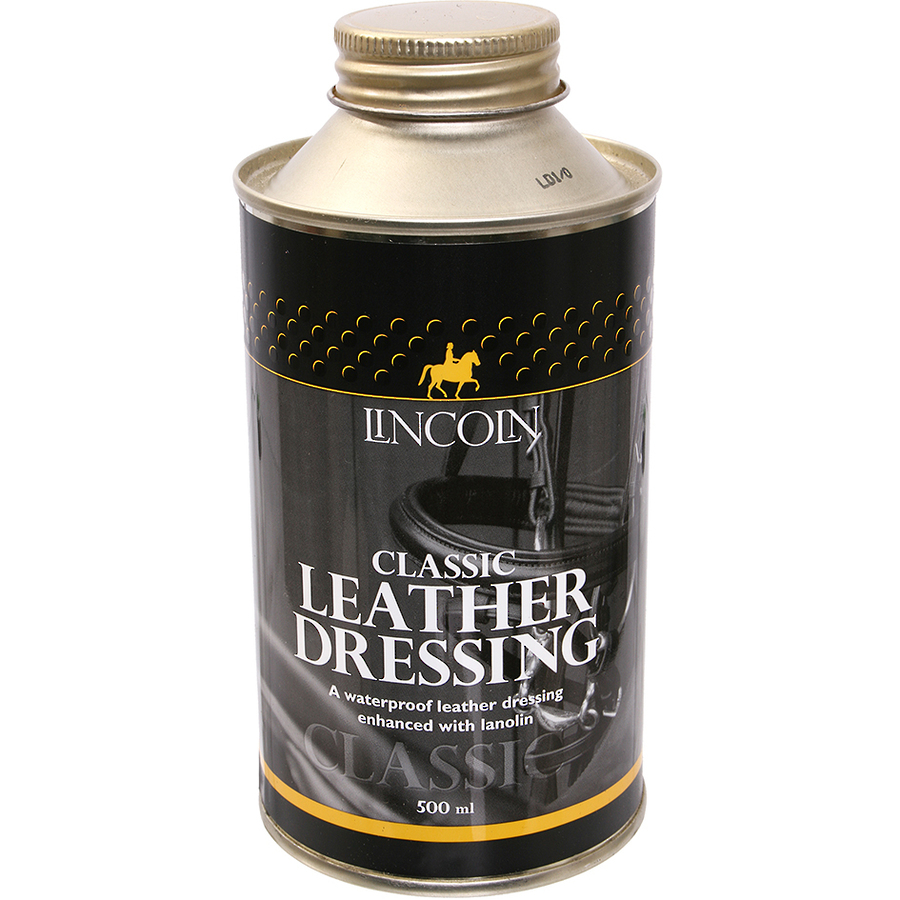 Lincoln Leather Dressing image 0