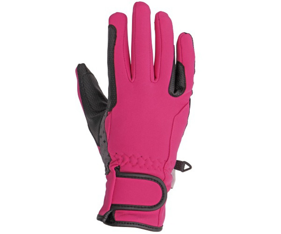 Flair Softshell Silicon Grip Riding Gloves image 4