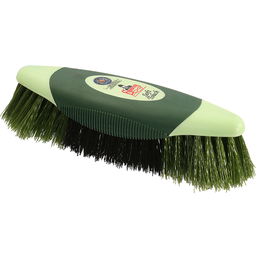 Equerry Soft Touch Canoe Dandy Brush image 0