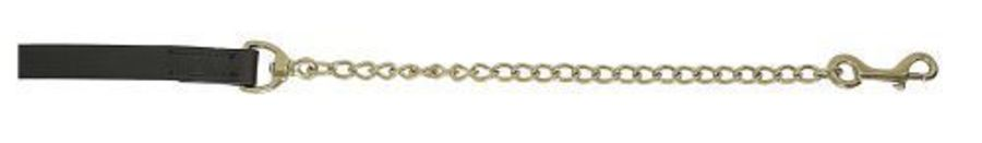 Flair Leather Show Lead - Nickel Plated image 0