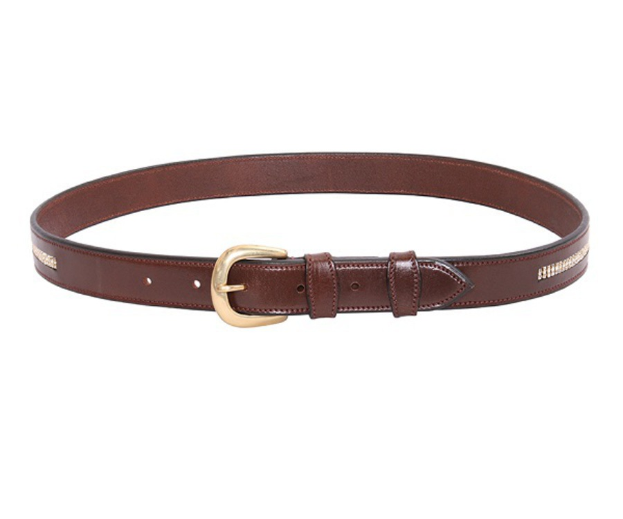 Wild with Flair Diamante Belt image 1