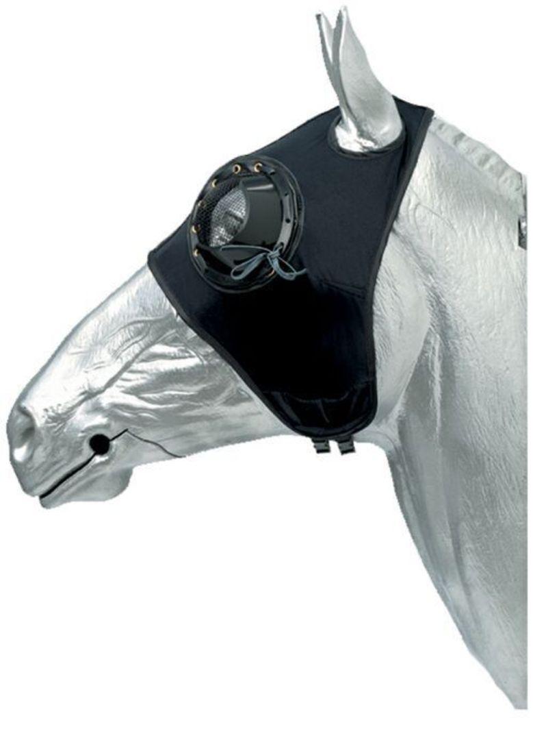 Lycra Pacifier Mesh Eye - Half Cup image 0