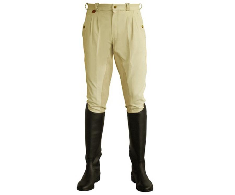 Cavallino Mens Pleated Breeches image 0