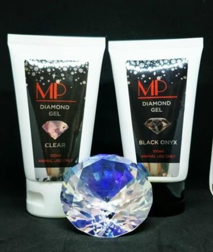 MP Diamond Gel - Black Onyx or Clear image 1
