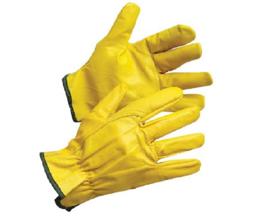 Zilco Leather Roping Gloves image 0