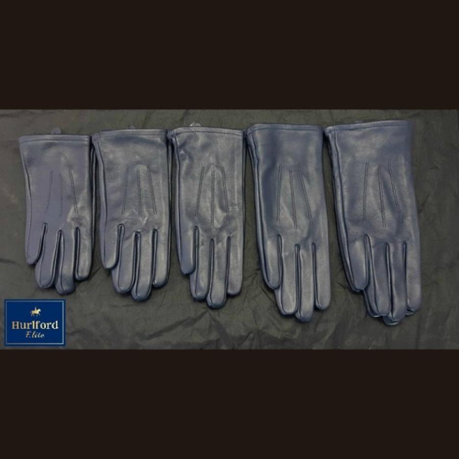 Hurlford Elite Leather Gloves - Childs image 2