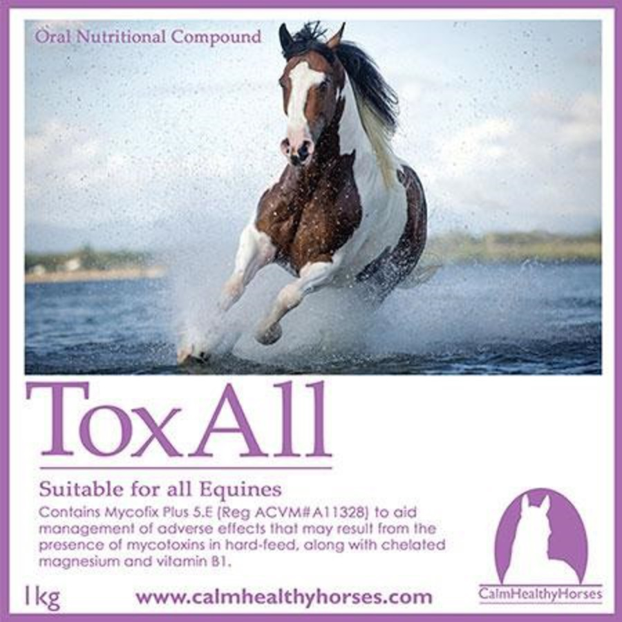 Calm Healthy Horses - ToxAll image 0