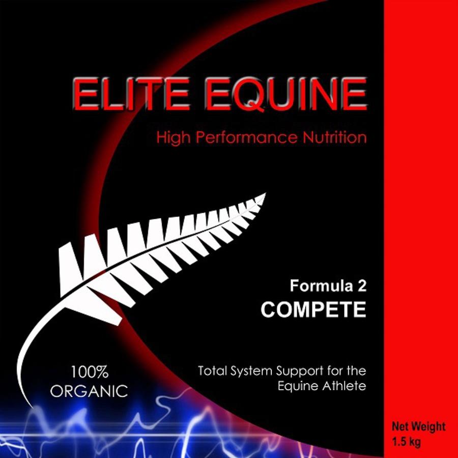 Elite Equine Compete - SF image 0