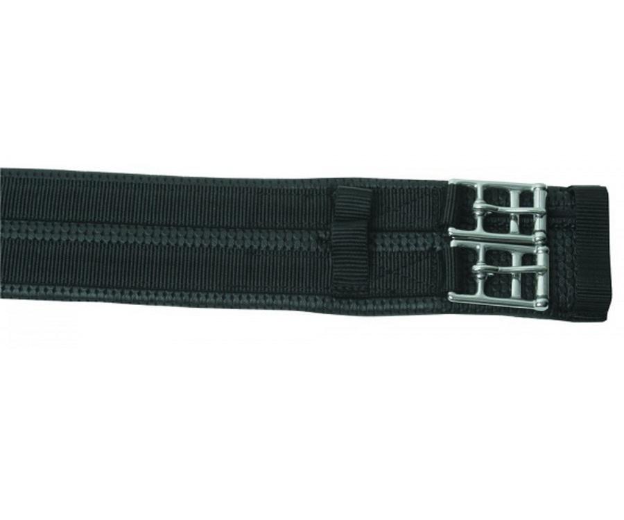 Kincade Anti Chafe Girth - Black image 1
