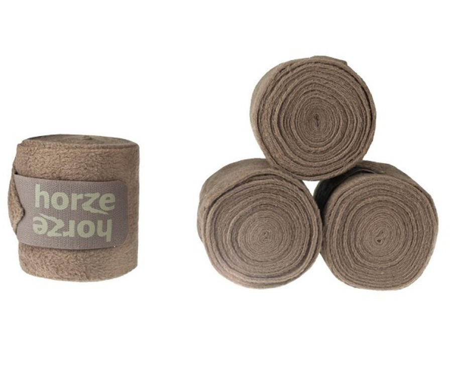Horze Embrace Fleece Bandages image 1