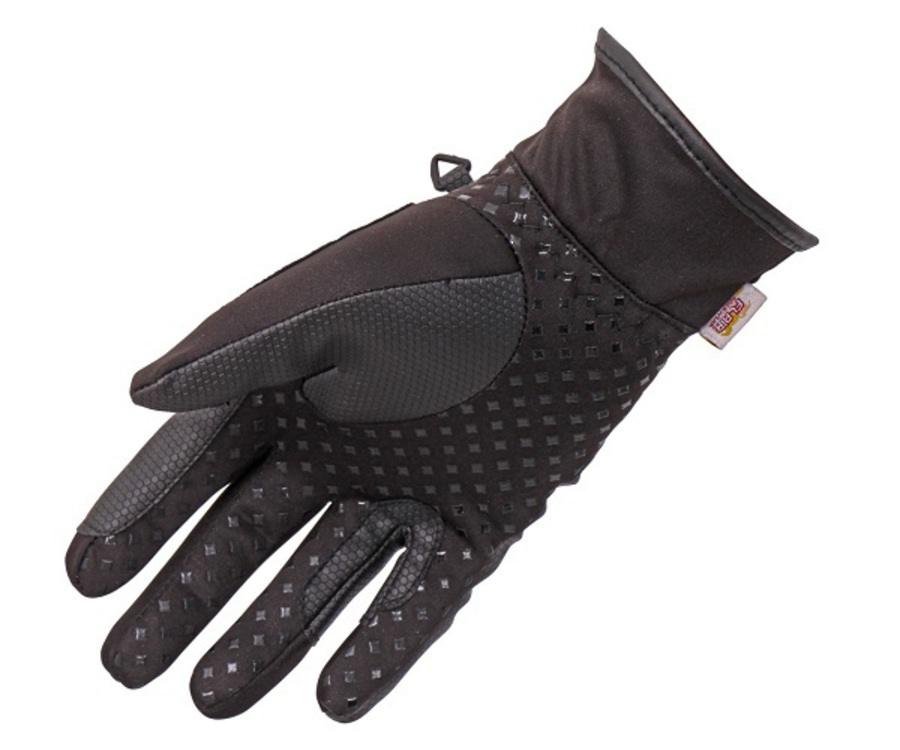 Flair Softshell Silicon Grip Riding Gloves image 1