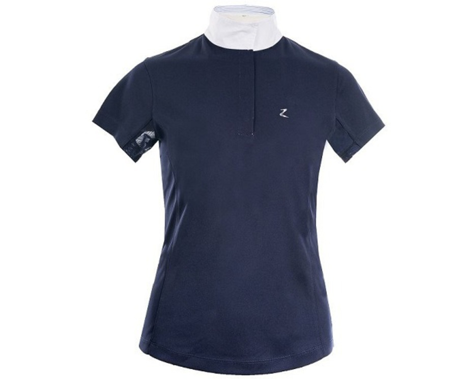 Horze Blaire Ladies' Short-Sleeved Show Shirt image 0