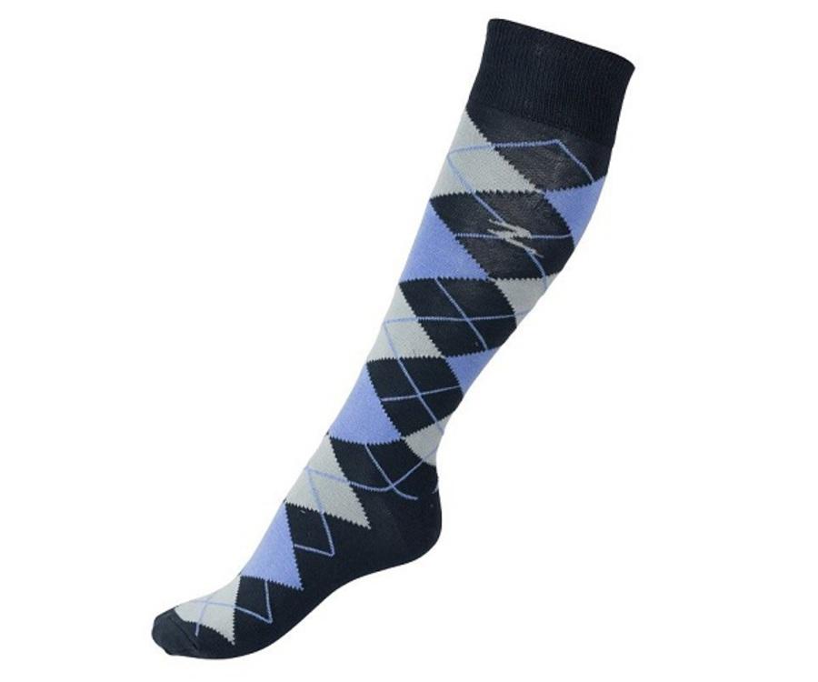 Horze Alana Checked Summer Socks image 4