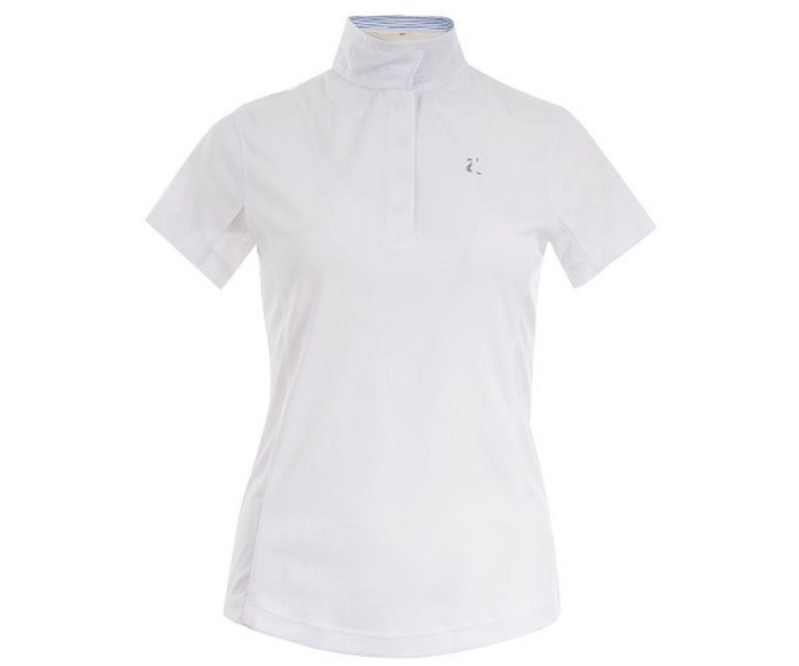 Horze Blaire Ladies' Short-Sleeved Show Shirt image 1