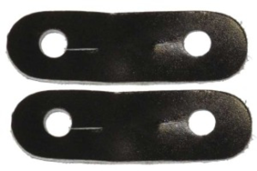 Zilco Peacock Iron Spare Leather Straps image 0