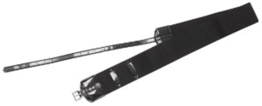 Zilco Double Elastic Race Surcingle-75mm-120cm image 0