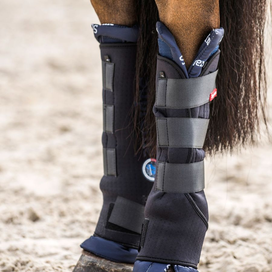Horze Supreme Stable Boots Pro Back image 0
