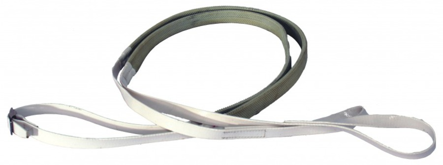 Flair Loop End Rubber Grip Reins image 1