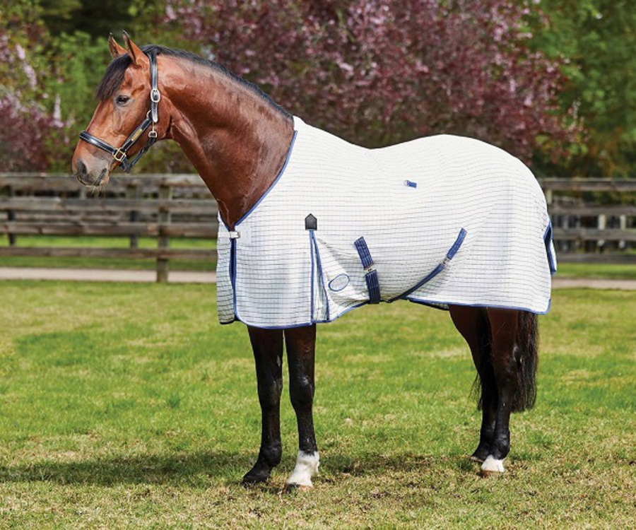 Weatherbeeta Summer Sheet Standard Neck with Full Wrap Tail image 0