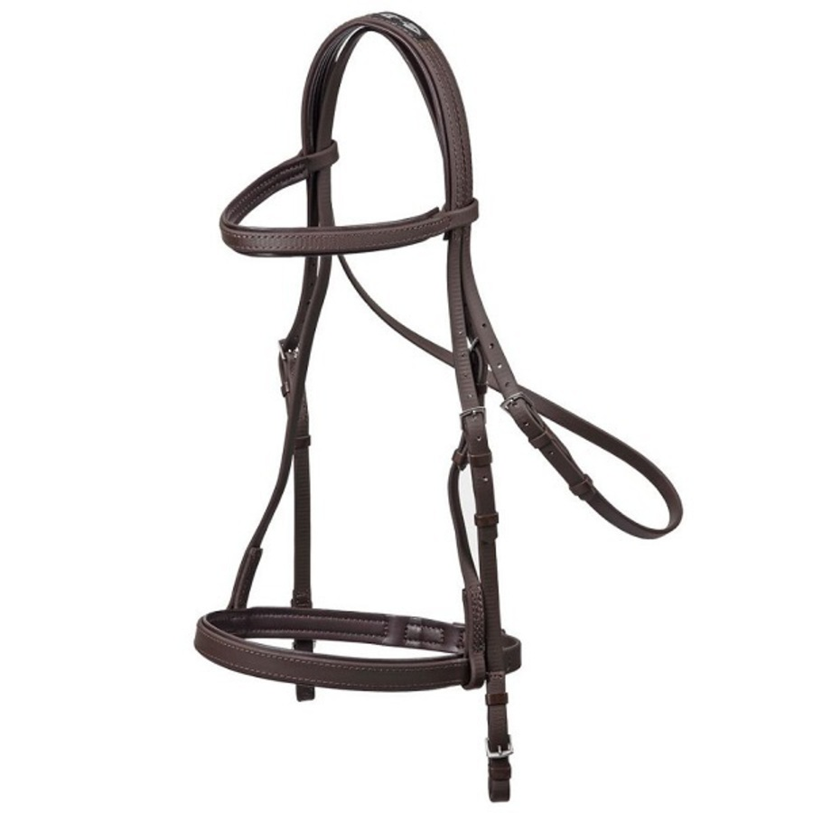 Zilco Training Bridle & Cavesson image 0