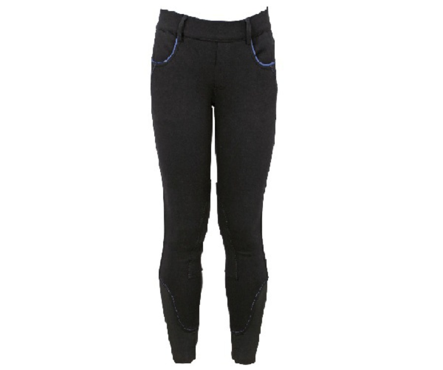 Polka Ponies Knit Breeches image 5