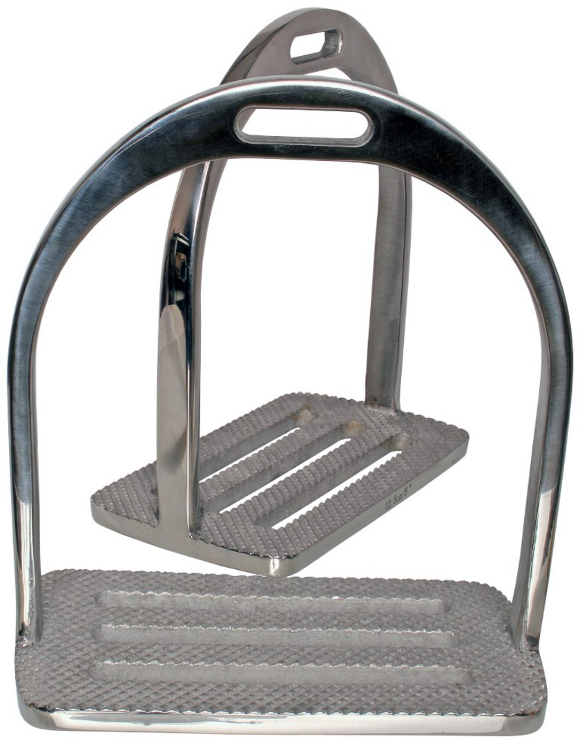 Blue Tag 4 Bar Stainless Steel Irons image 0