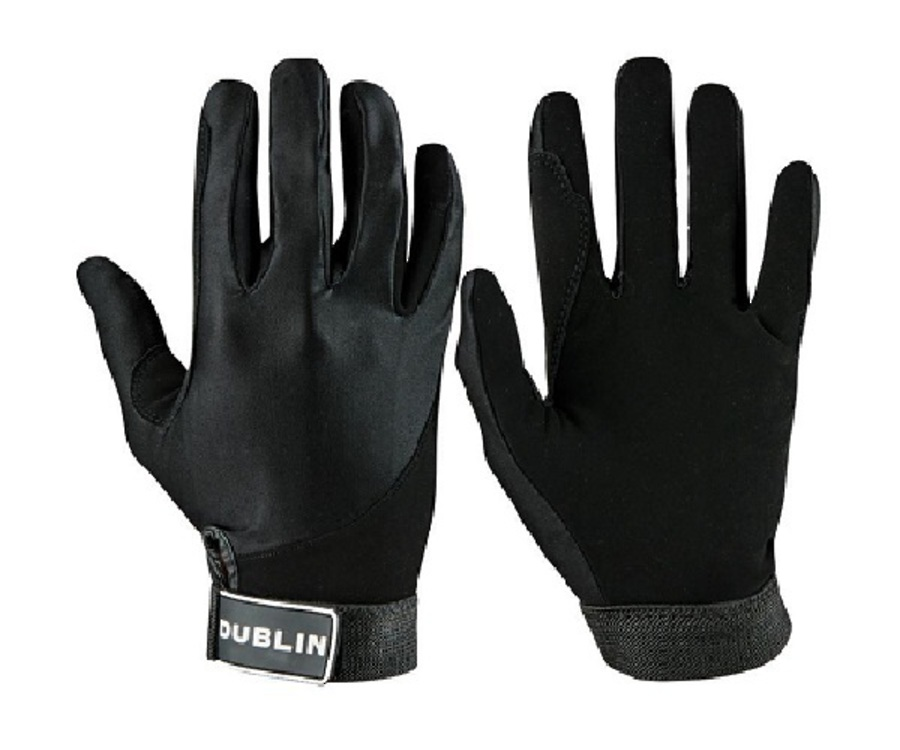 Dublin All Seasons Riding Gloves image 0