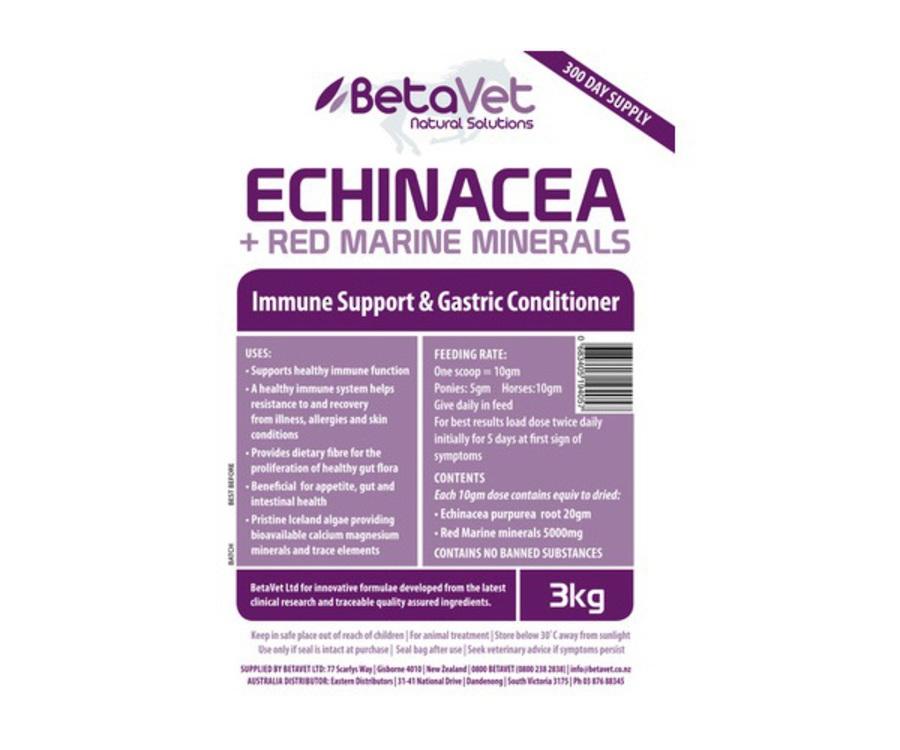 Betavet Echinacea + Red Marine Minerals image 0