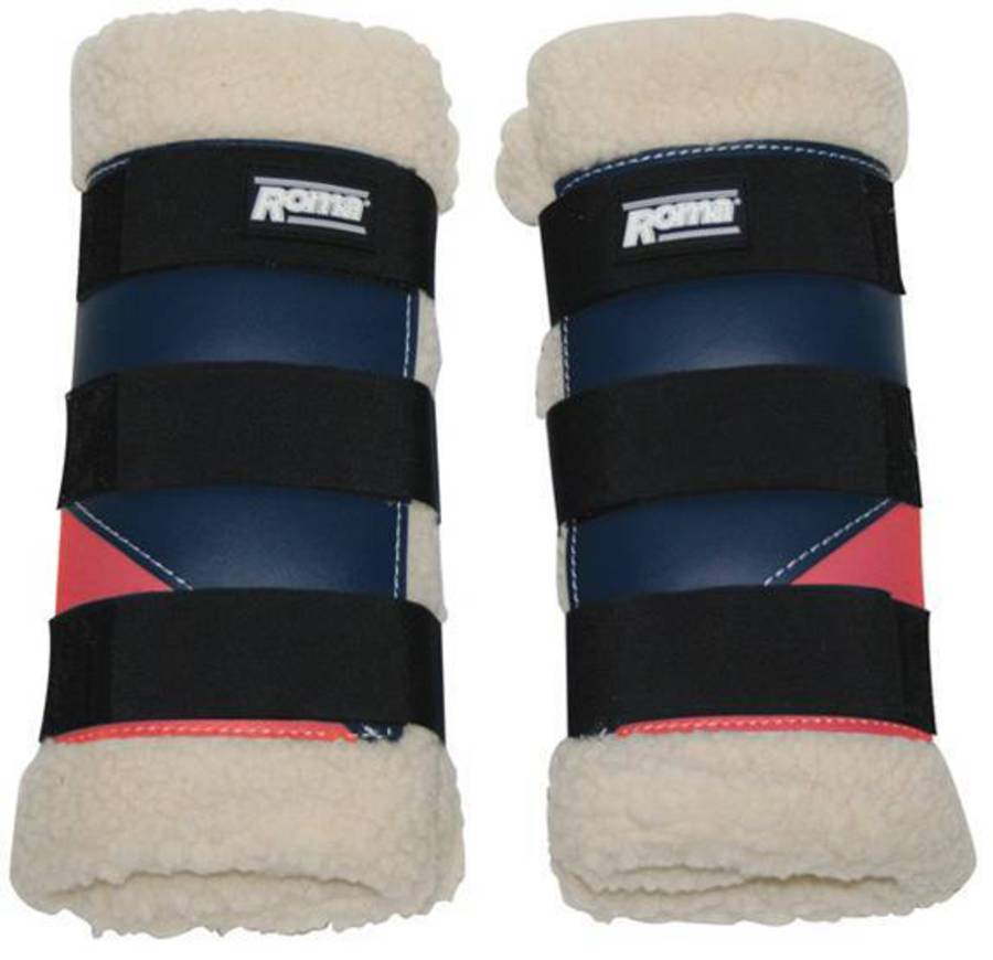 Roma Fleece Exercise Boots image 0