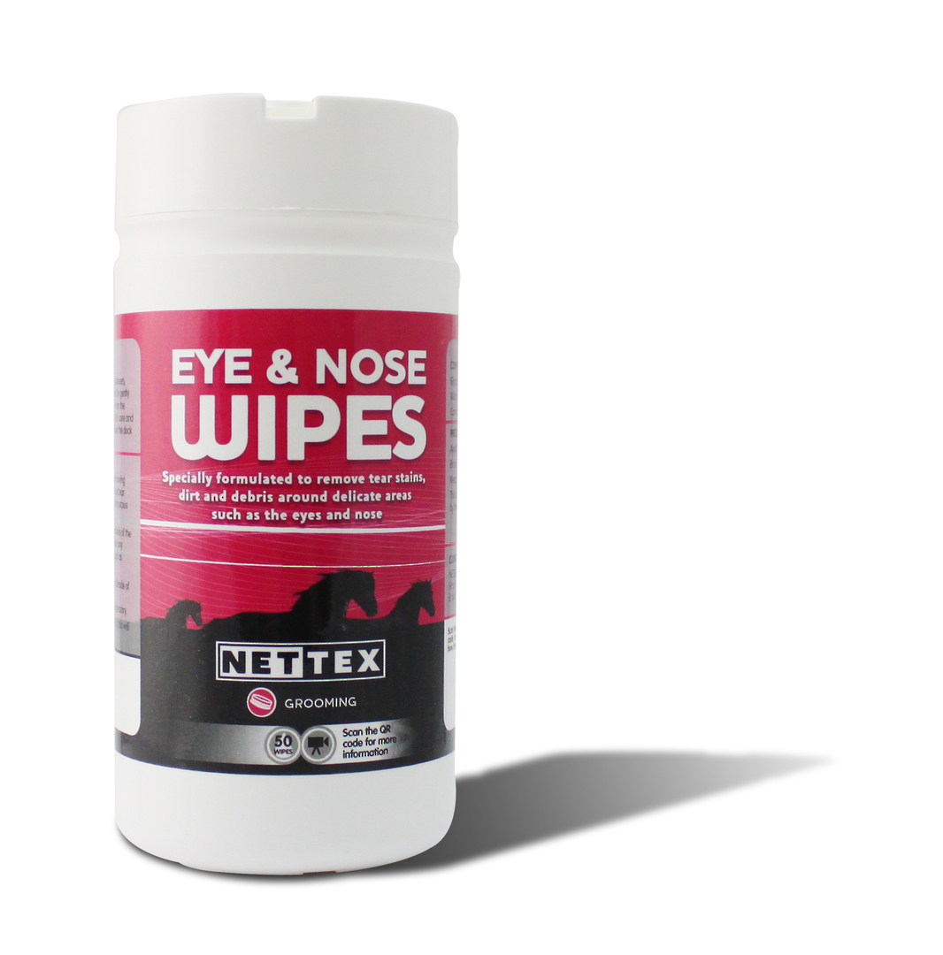 Eye & Nose Wipes image 0