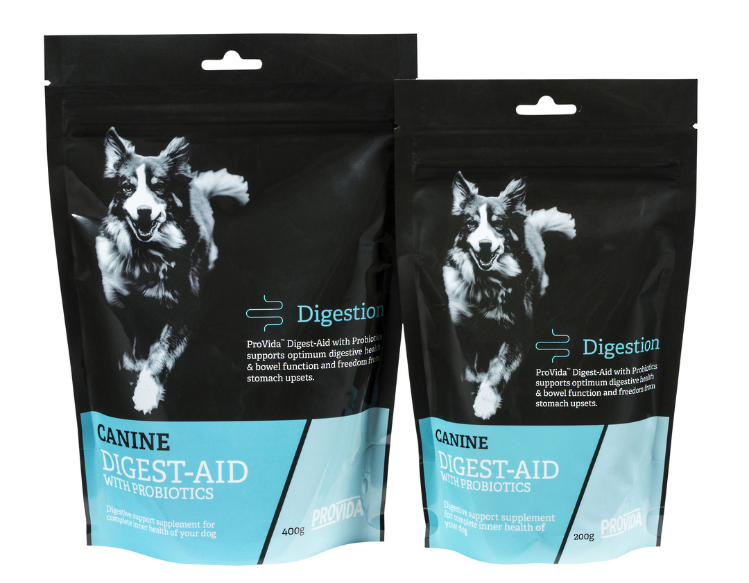 Canine Digest-Aid with Probiotics image 0
