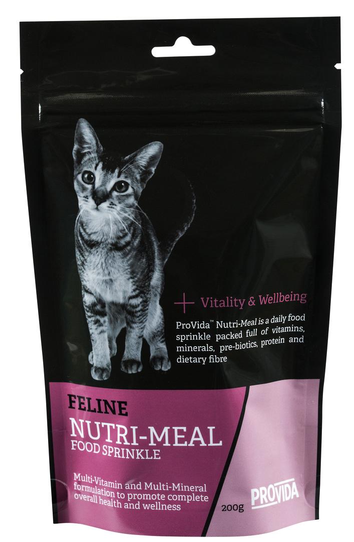 Feline Nutri-Meal Food Sprinkle image 0
