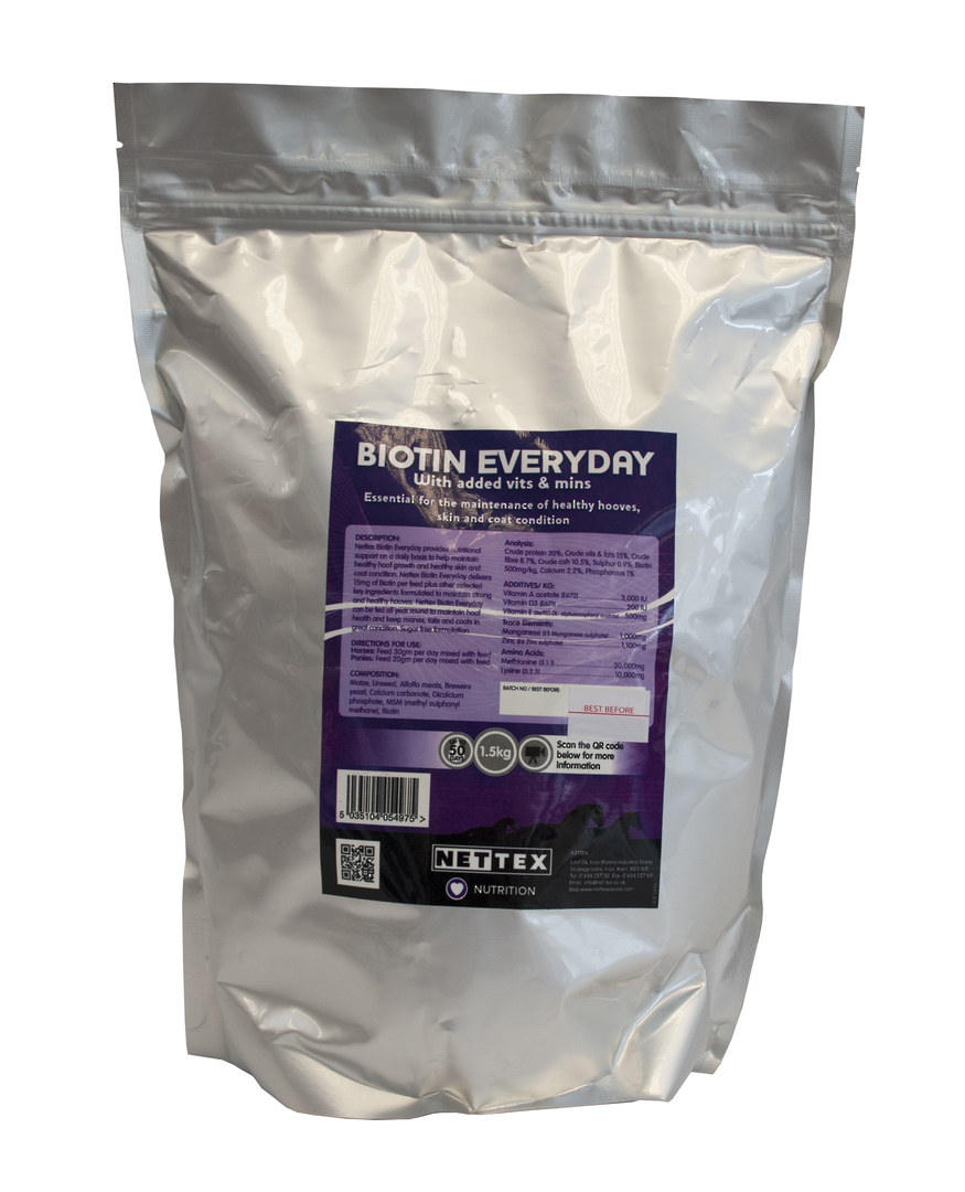 Biotin Everyday Pouch image 0