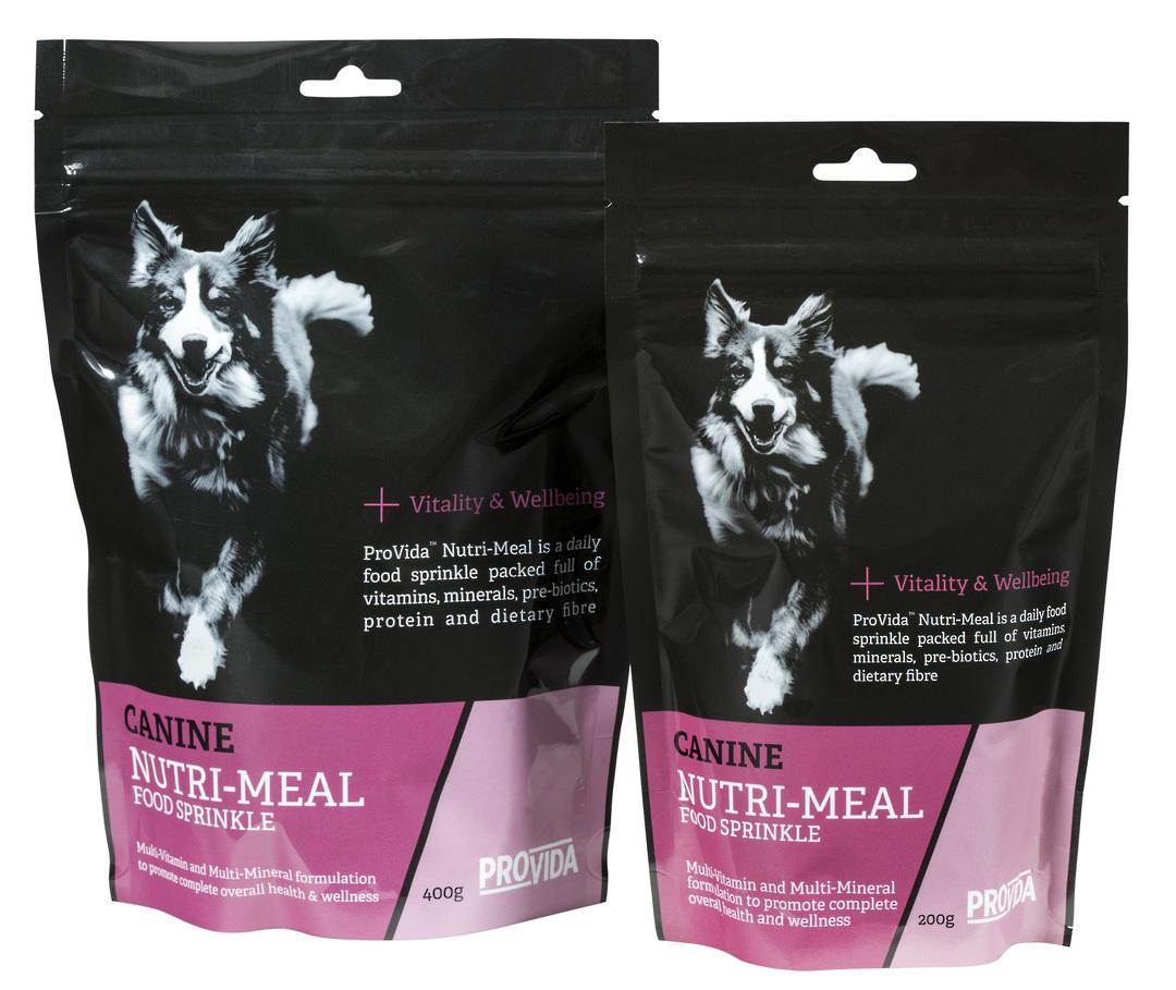 Canine Nutri-Meal Food Sprinkle image 0