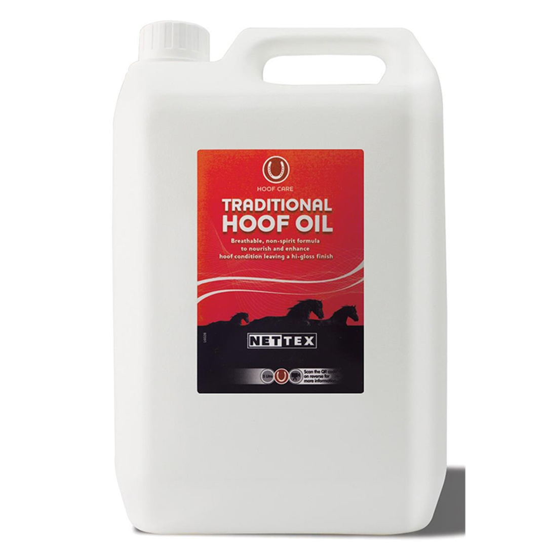 Traditional Hoof Oil - 5Litre image 0