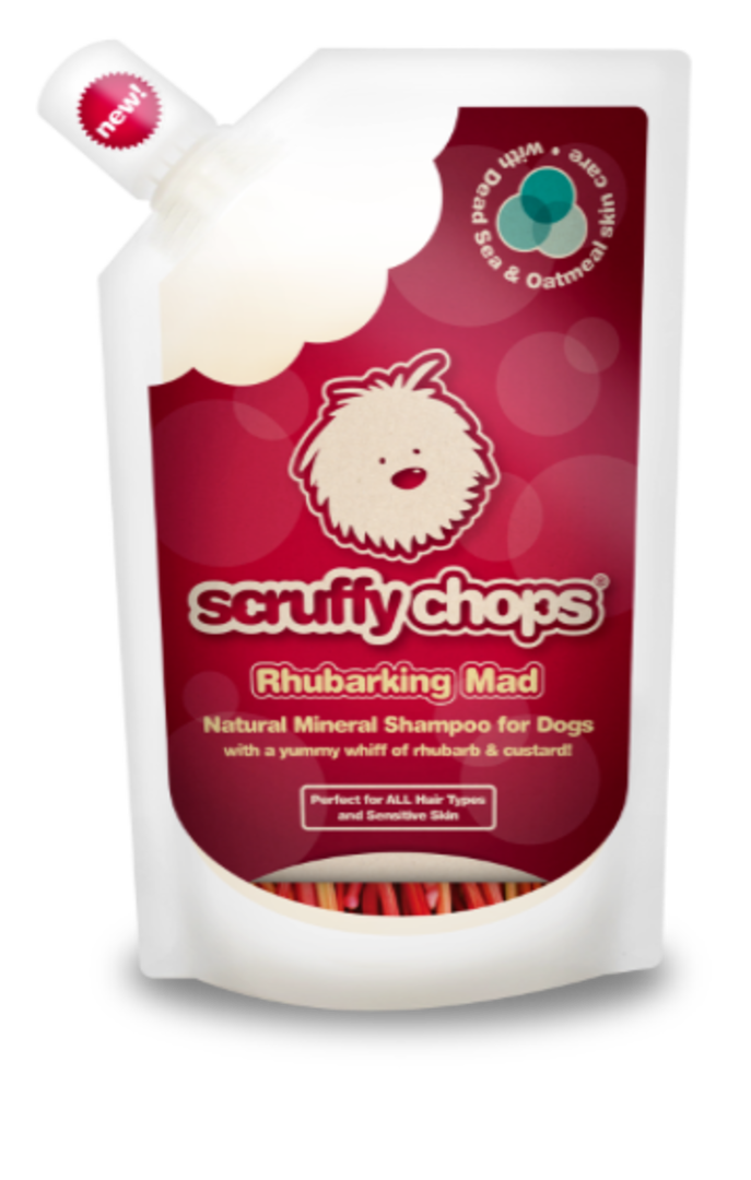Rhubarking Mad Dog Shampoo image 0